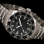 Prometheus Watch Company Jellyfish Diver Automatic Mens Diver Watch Jellyfish - Black