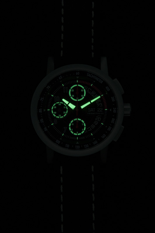 Prometheus Watch Company GT Chrono