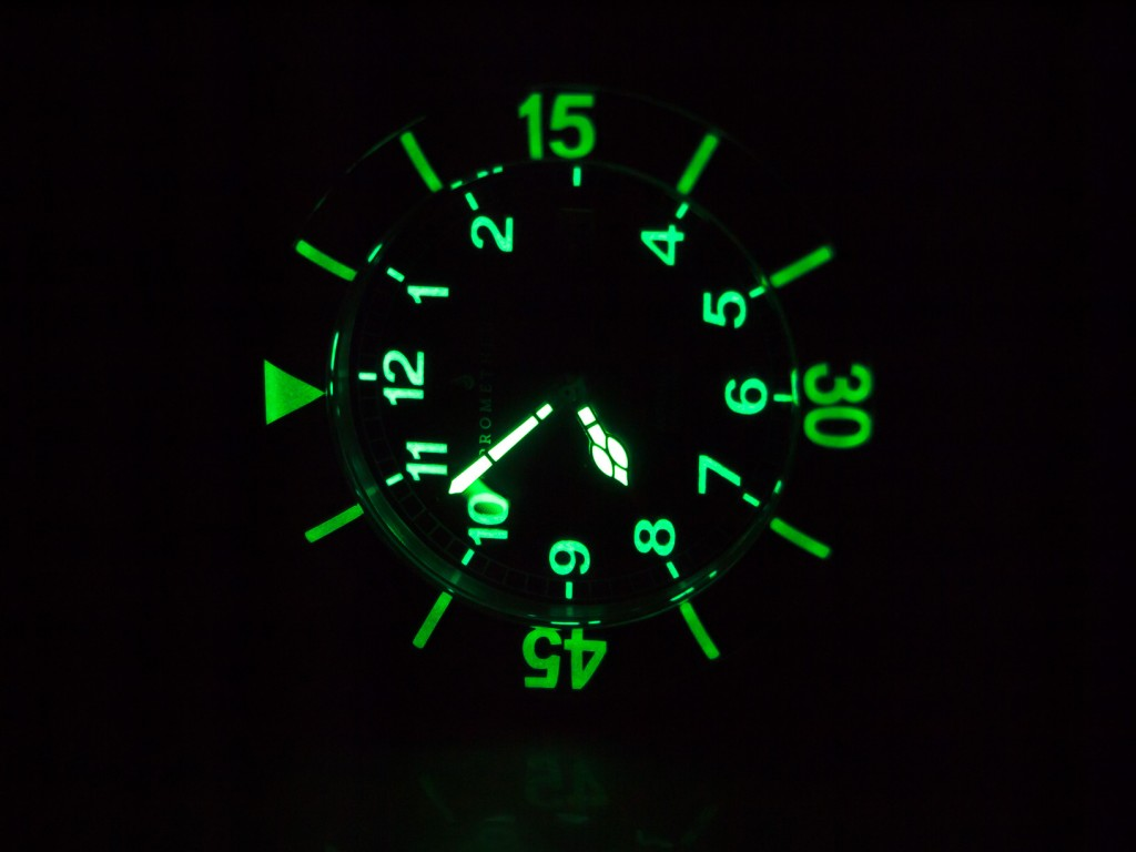 Prometheus Sailfish Prototype Lume Shot